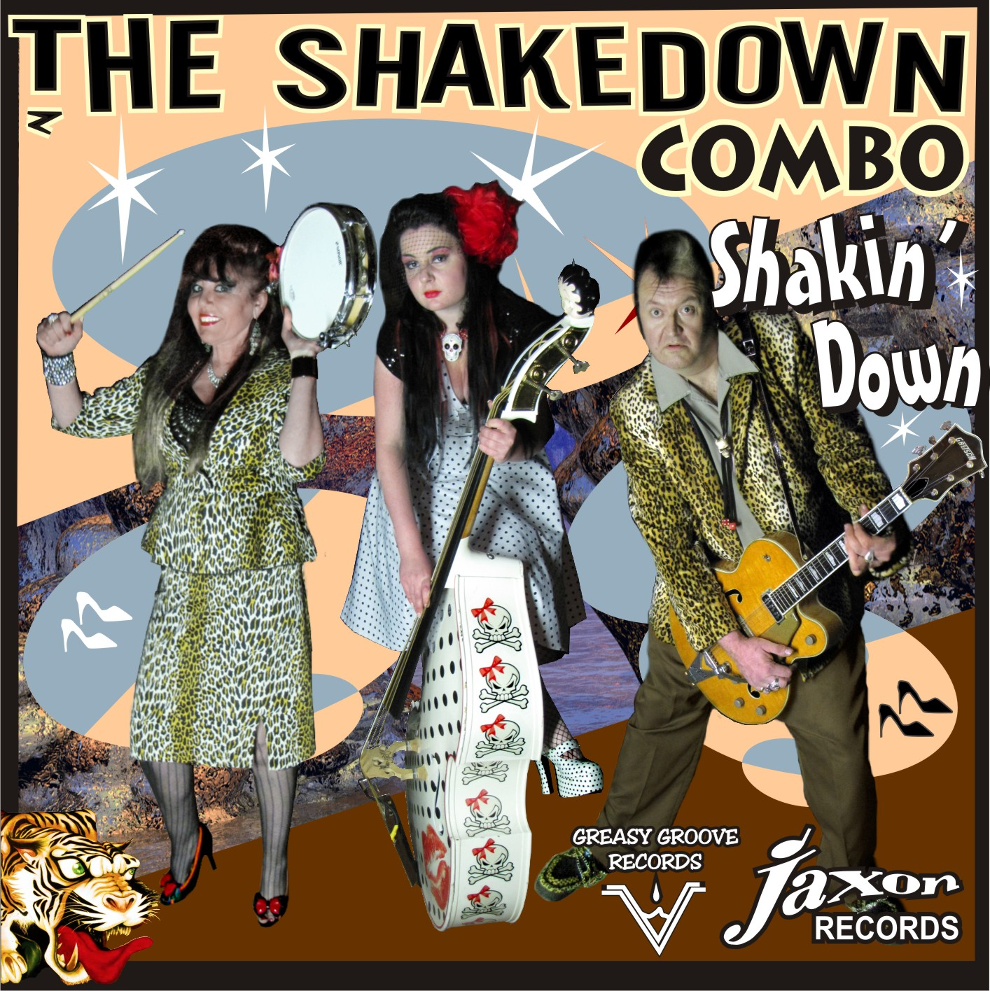 The Shakedown Combo Shakin Down