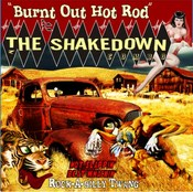 The Shakedown Combo - Burnt Out Hot Rod Car