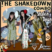 The Shakedown Combo - Shakin' Down CD